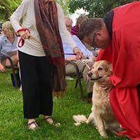 Pet Blessing 2 June 2017