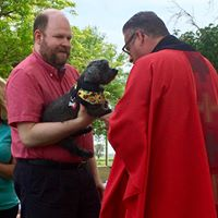 Pet Blessing 3 June 2017