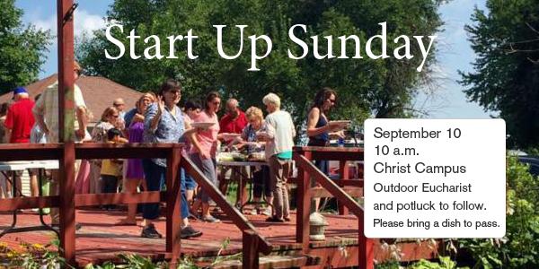 Start Up Sunday