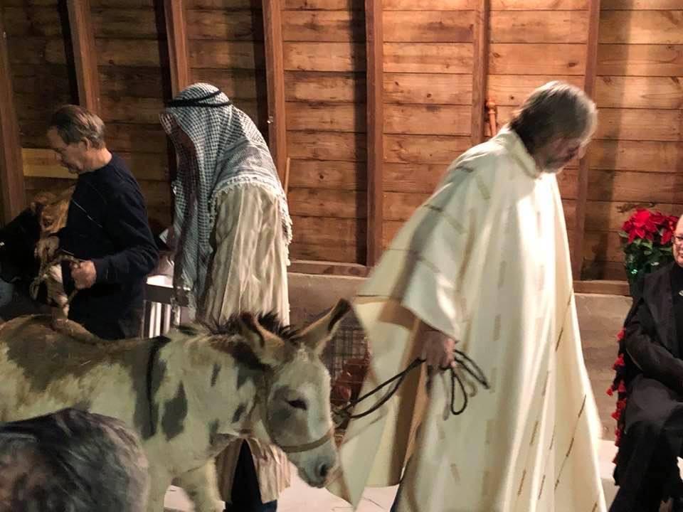 Live Nativity 2019